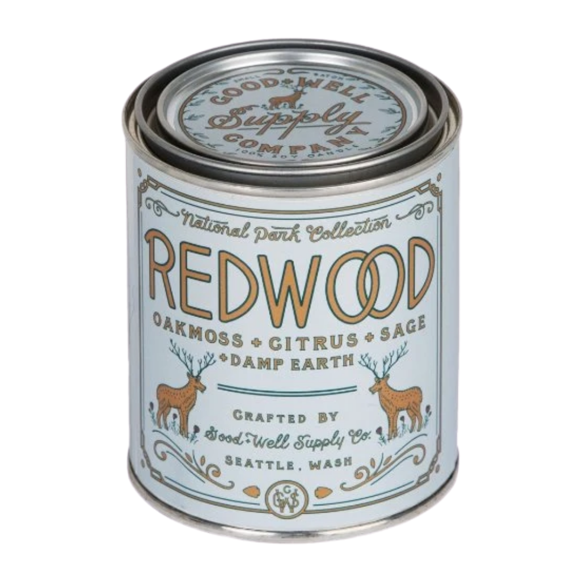 Good & Well REDWOOD Candle