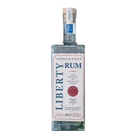 Little Water Distillery Liberty Silver Rum