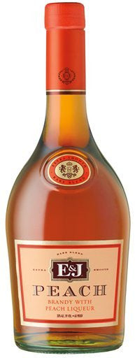EJ Gallo Peach Brandy