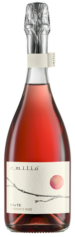 Emilo Wine Lambrusco Spumante Rose Le e Te