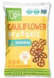 From the Ground Up Cauliflower Pretzels