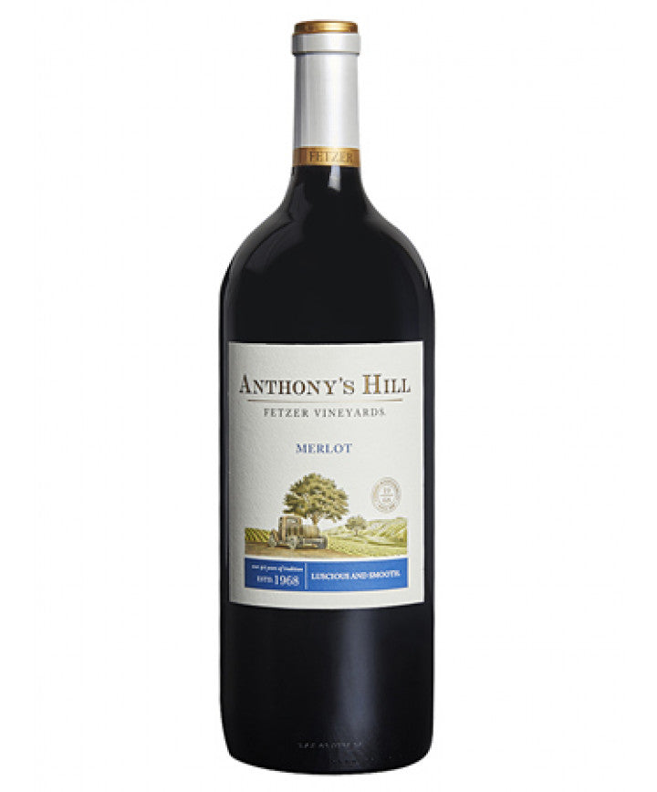 Fetzer Anthony Hill Merlot 1.5L