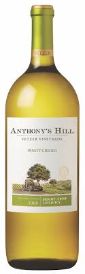Fetzer Anthony Hill Pinot Grigio 1.5L