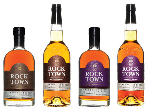 Rock Town Arkansas Sorghum Bourbon