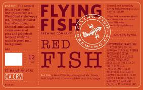 Flying Fish Red Fish 6Pk