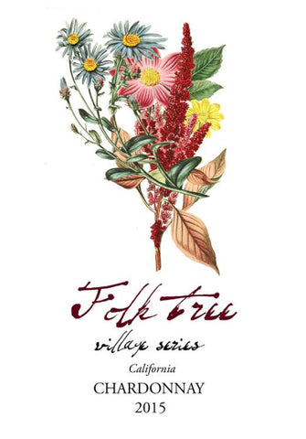 Folk Tree Village Series Chardonnay