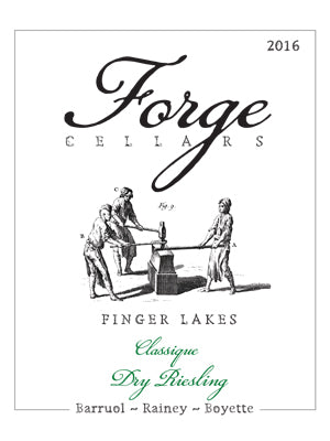 Forge Cellars Riesling Classique