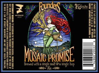 Founders Mosaic Promise 6Pk