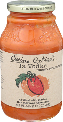 Cucina Antica Vodka Sauce (25oz)