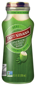 Taste Nirvana Coconut 10oz Glass Bottle