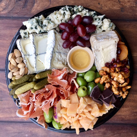The White Wine Cheese Plate
