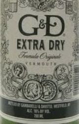 G&D Dry Vermouth