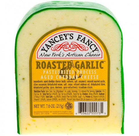 Yancey's Fancy Roasted Garlic