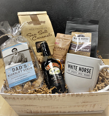 Coffee Break Gift Basket 2020