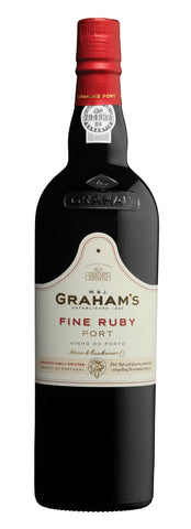 Grahams Fine Ruby Port