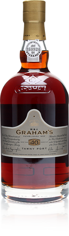 Grahams Tawny Port 40Yr