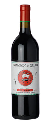 Green and Red Chiles Canyon Zinfandel