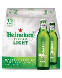 Heineken Light 12Pk Bottles