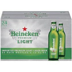 Heineken Light Bottles Case