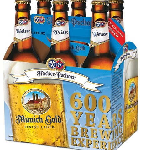 Hacker Pschorr Munich Lager 6Pk