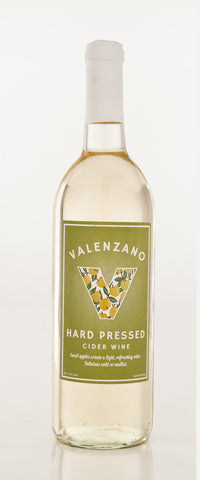 Valenzano Apple Cider Wine