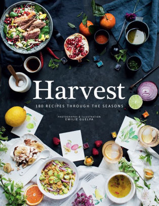Harvest Recipe Book