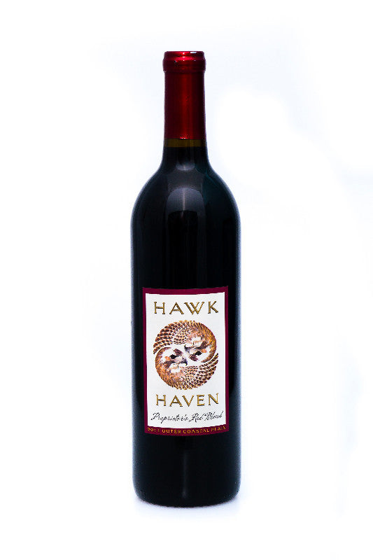 Hawk Haven Proprietors Red Blend