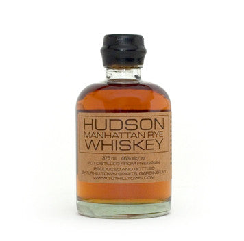 TUTHILLTOWN HUDSON MANHATTAN RYE WHISKEY