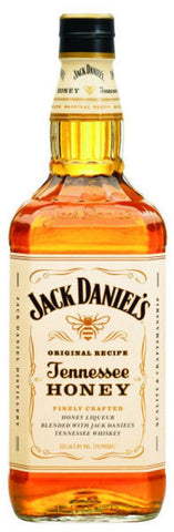 Jack Daniels Tennessee Honey Whiskey 1.75L