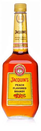Jacquin Peach Brandy