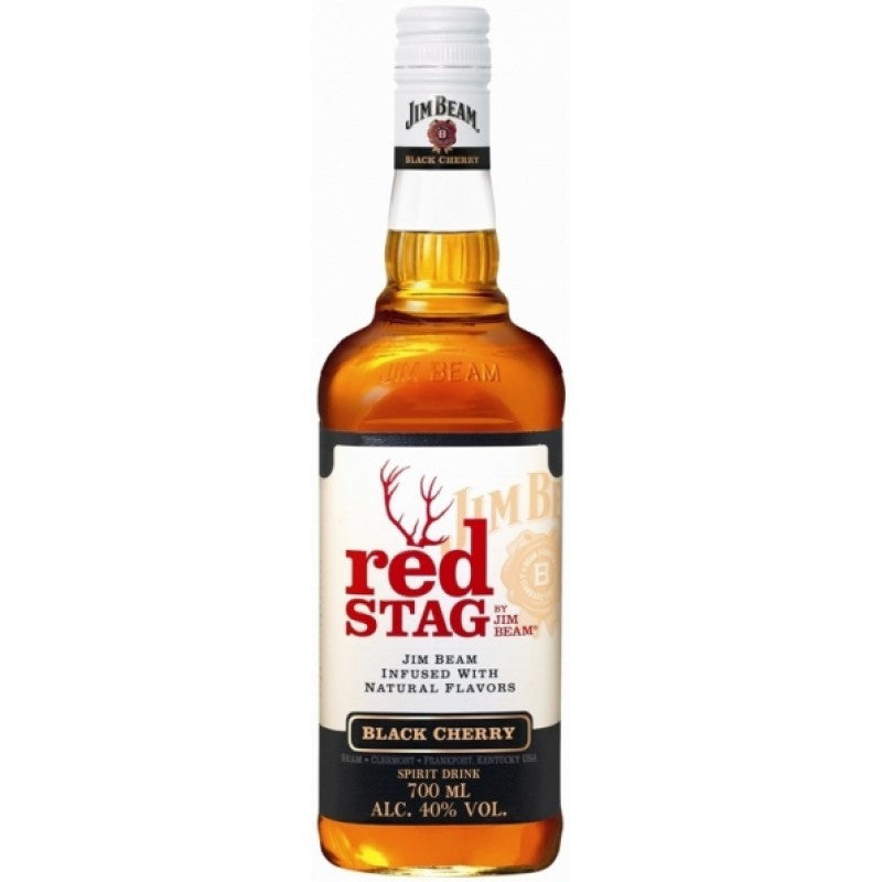 Jim Beam Red Stag Whiskey