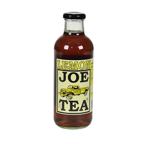 Joes Tea Lemon Tea