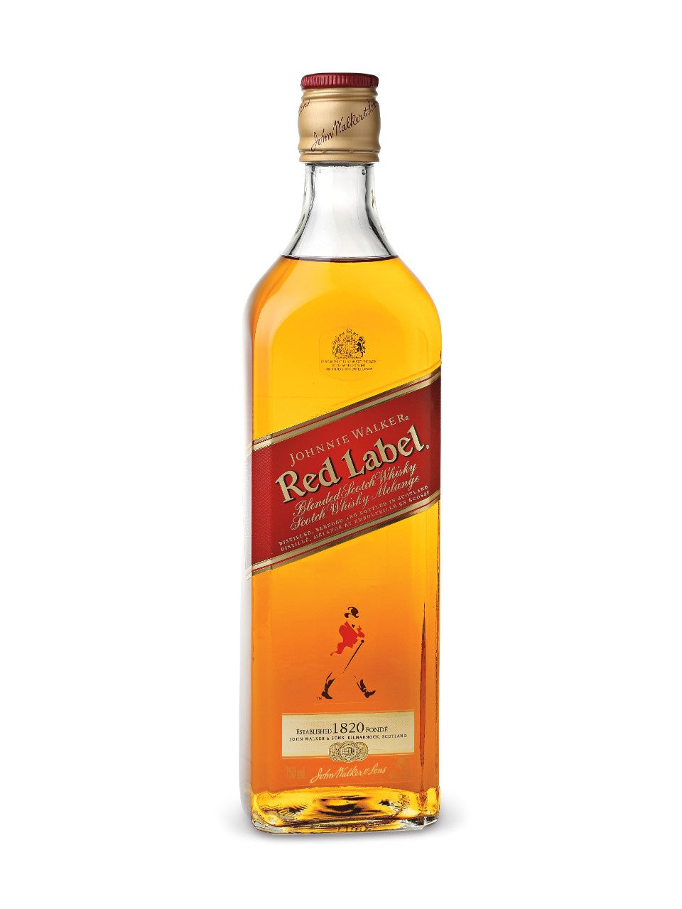 Johnnie Walker Red Scotch Whiskey