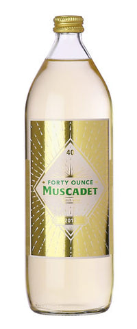 Julien Braud Forty Ounce Muscadet
