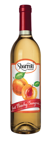 Sharrott Winery Just Peachy Sangria