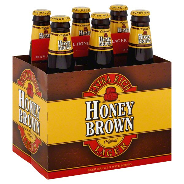 Jw Dundee Honey Brown 6pk