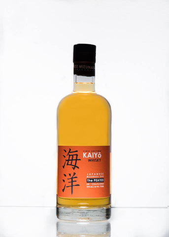 Kaiyo The Peated Japanese Whiskey