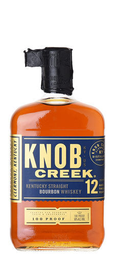 Knob Creek 12yr Bourbon Whiskey