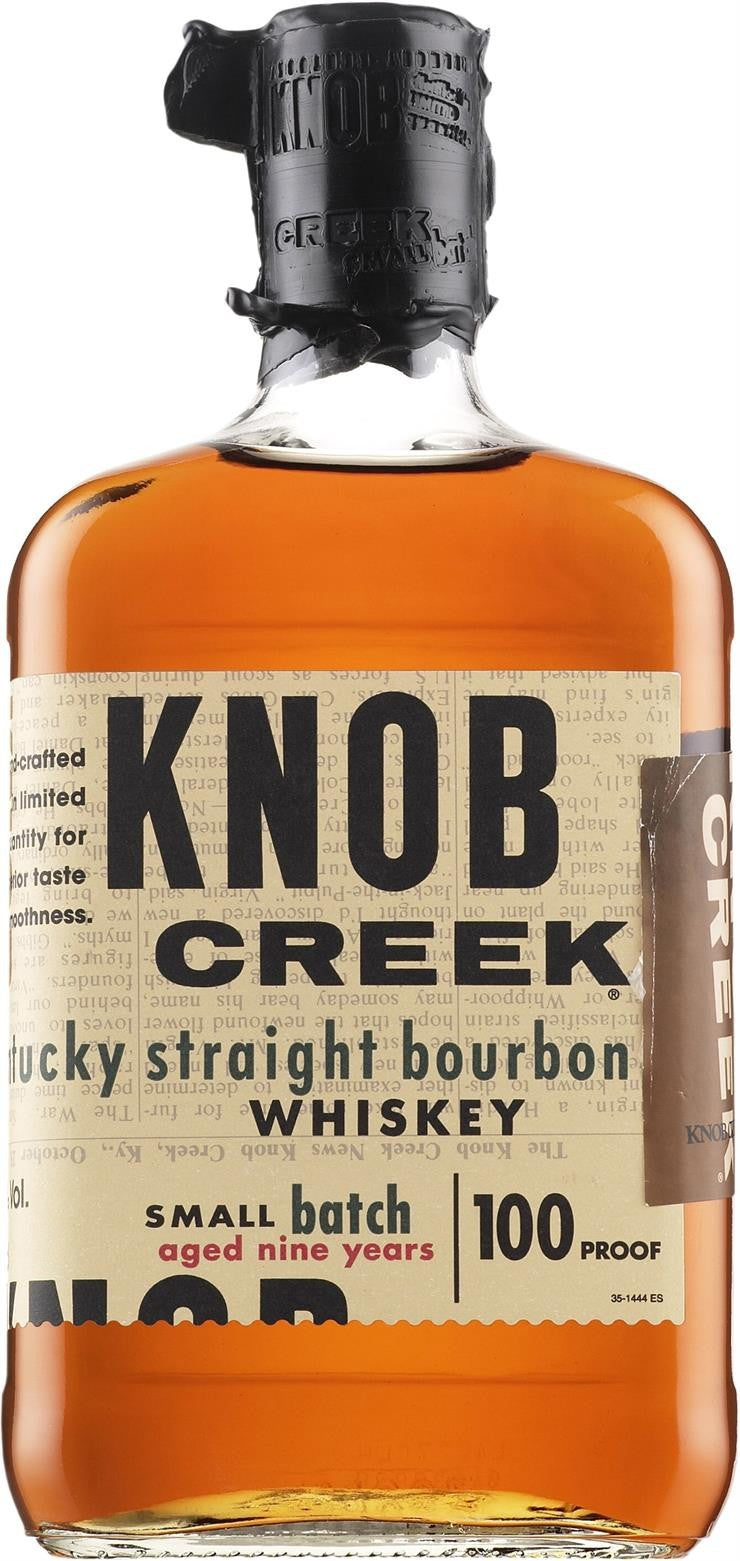 Knob Creek Small Batch Bourbon 9 Yr