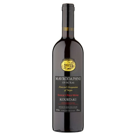Kourtaki Mavrodaphne Of Patras Sweet Red