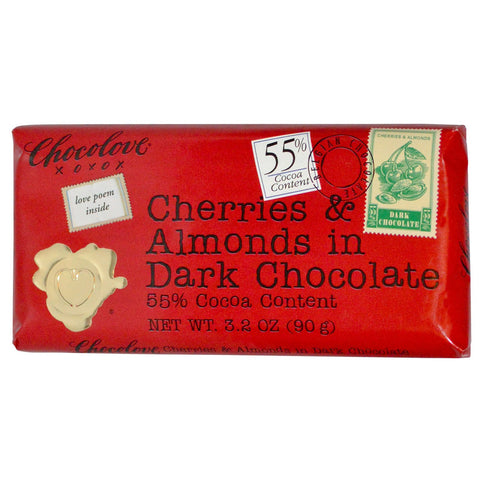 Chocolove Cherries & Almonds