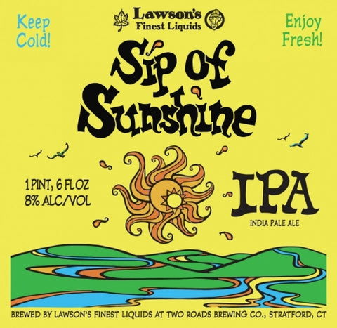 Lawson's Sip of Sunshine 4pk 16oz Can