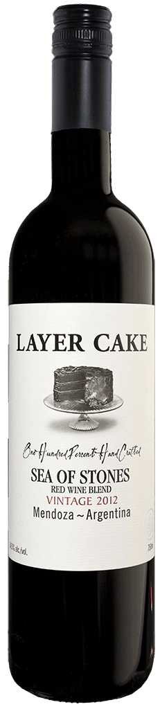 Layer Cake Sea Of Stones Red Blend