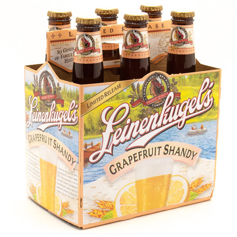 Leinenkugel Grapefruit Shandy 6 Pk Bottles