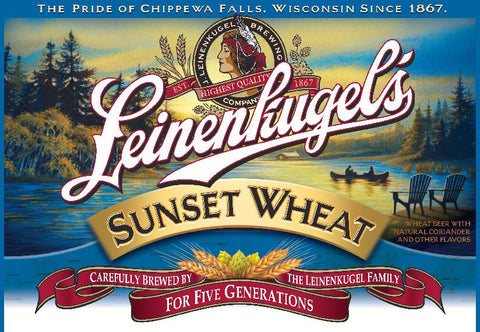 Leinenkugels Sunset Wheat 6Pk Bottles