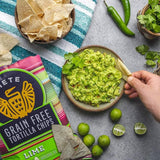 Siete Lime Grain-Free Tortilla Chips