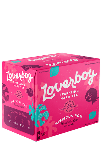LoverBoy Hibiscus Pom 6pk Can