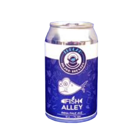Ludlam Brewery Fish Alley IPA 6PK Cans