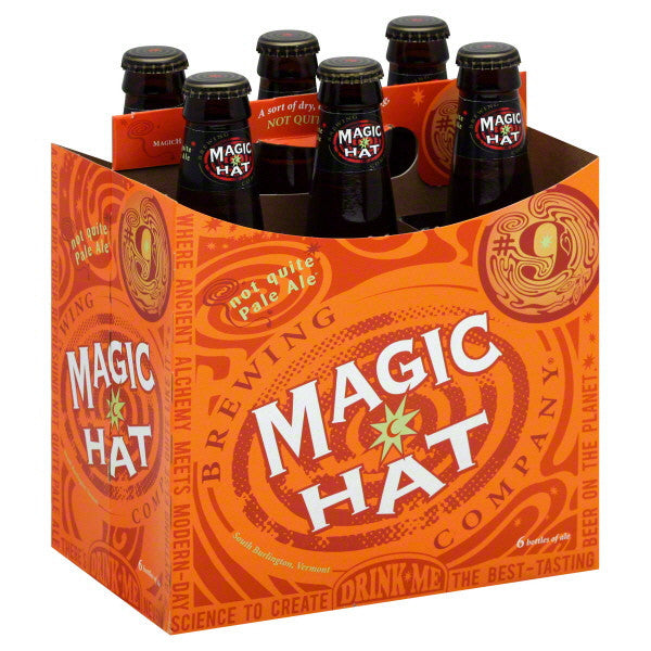 Magic Hat #9 6Pk