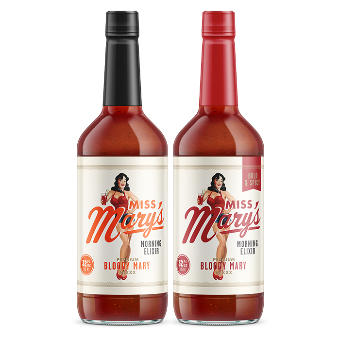 Miss Marys Spicy Bloody Mary